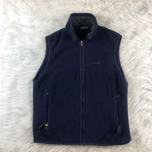 Vintage Patagonia Synchilla Fleece Vest Men's M